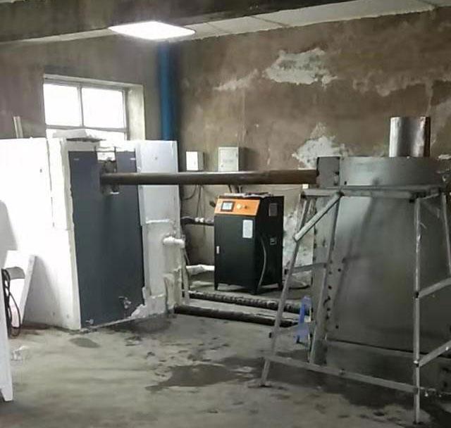 黑龙江牡丹江沥仁电锅炉